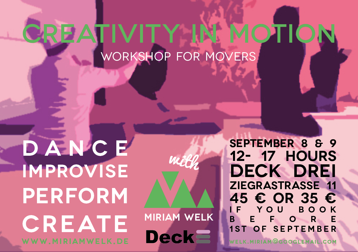 flyer workshop sept